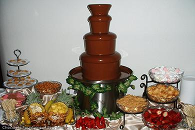 Chocolate Fountains Of Sacramento